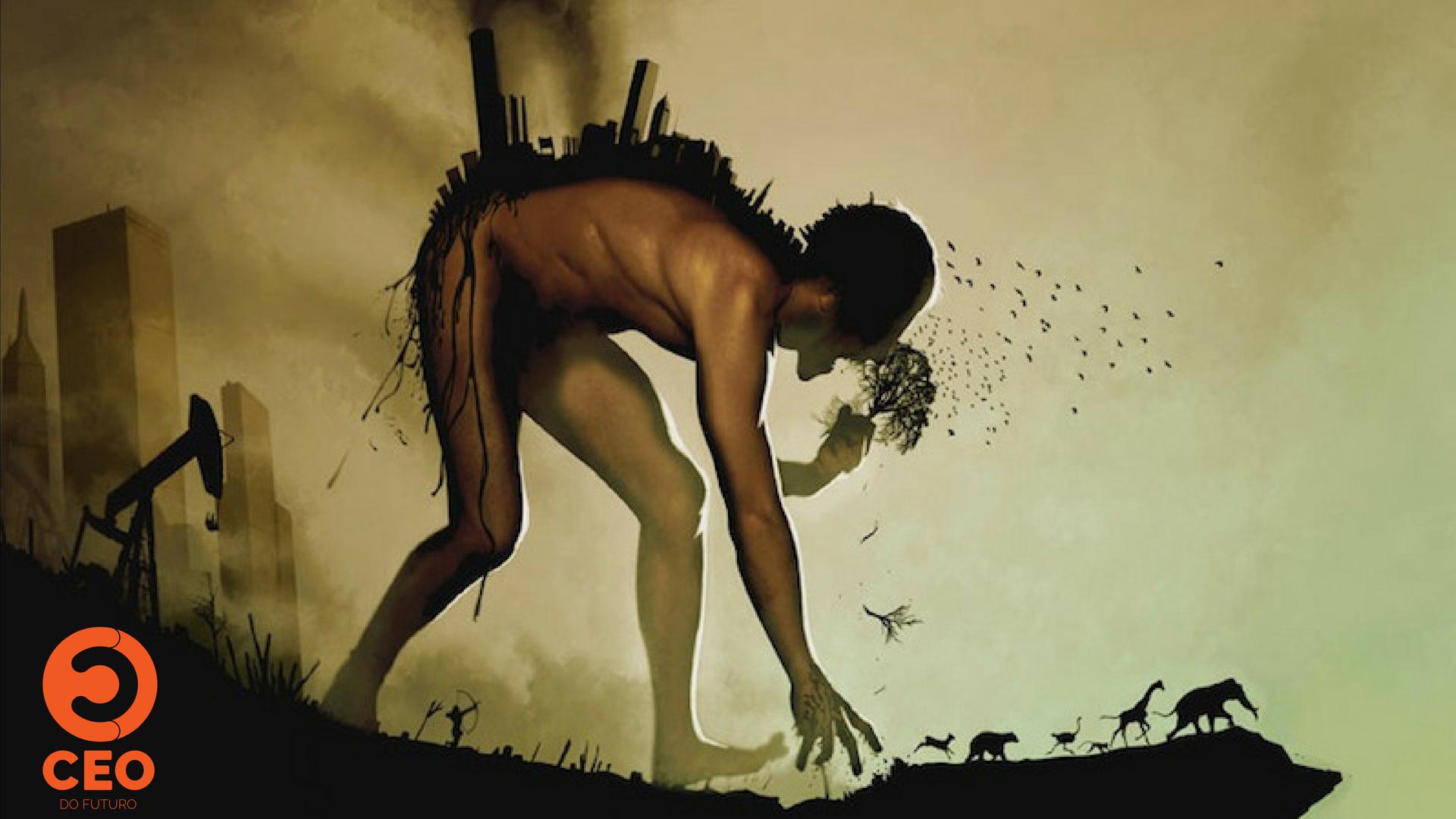 O-colapso-humano-nas-organizações